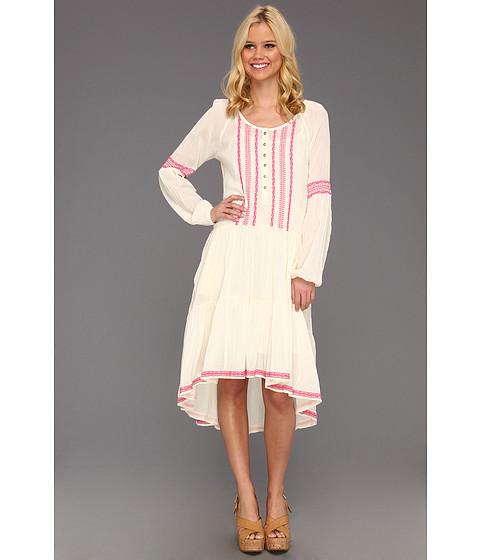Rochii Free People - Light Heart Dress - Tea Combo