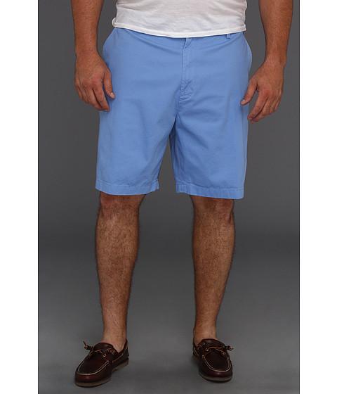 Pantaloni Nautica - Big & Tall Flat Front Short - Provence