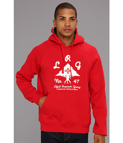 Bluze L-R-G - OG Army Pullover Hoodie - Red