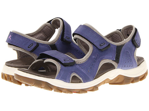 Sandale ECCO - Cheja - Indigo/Light Purple/Starbuck/Synthetic