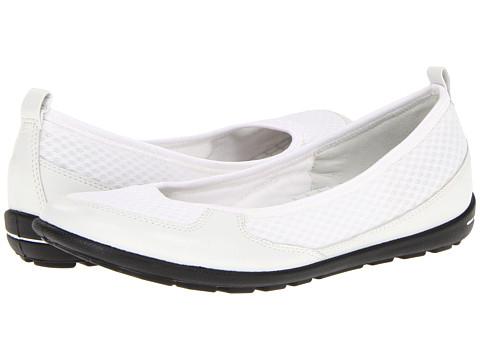 Adidasi ECCO - Jab Skimmer - White/White