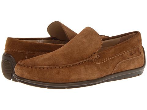 Pantofi ECCO - Classic Moc - Sepia Suede