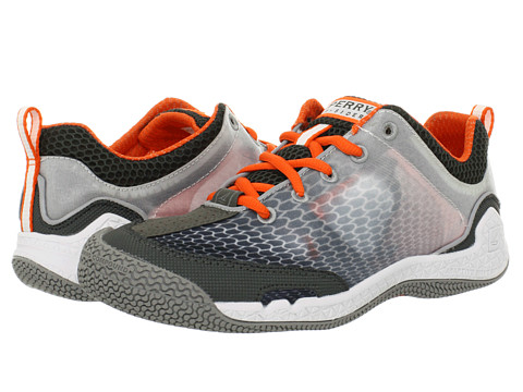Adidasi Sperry Top-Sider - SeaRacer - Gray/Orange/White