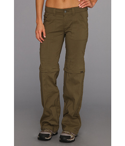 Pantaloni Prana - Monarch Convertible Pant - Cargo Green