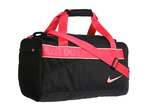 Genti de voiaj Nike - Varsity Duffel - Black/Black/Atomic Pink