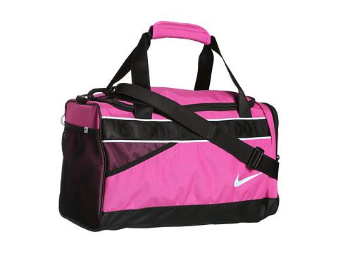 Genti de voiaj Nike - Varsity Duffel - Club Pink/Black/Chambray Blue