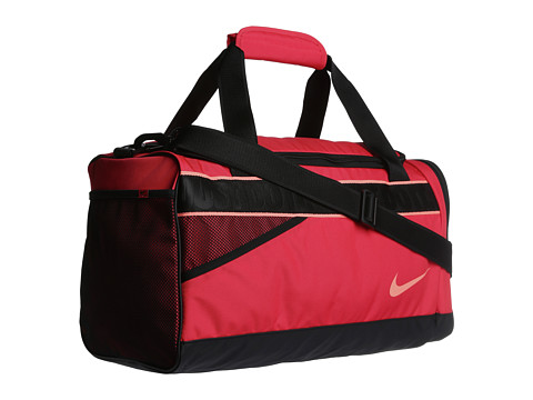 Genti de voiaj Nike - Varsity Duffel - Fusion Red/Black/Atomic Pink