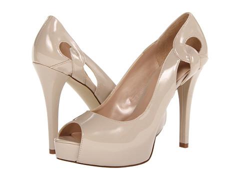 Pantofi GUESS - Jespery2 - Light Natural Patent