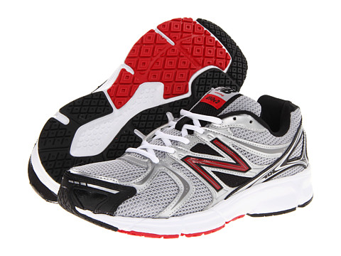 Adidasi New Balance - M490SRL2 - Silver/Red