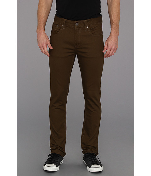 Pantaloni ECKO - Skinny Fit in OD Green - OD Green