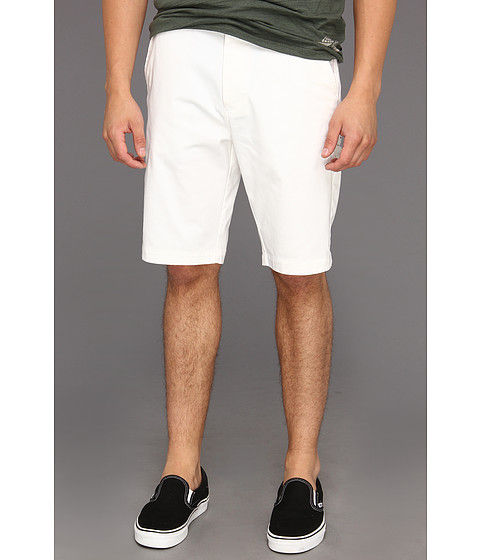 Pantaloni Fox - Essex Slim Walkshort - White