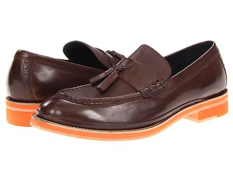 Pantofi Cole Haan - South ST Tassel - T Moro/Corporate Orange