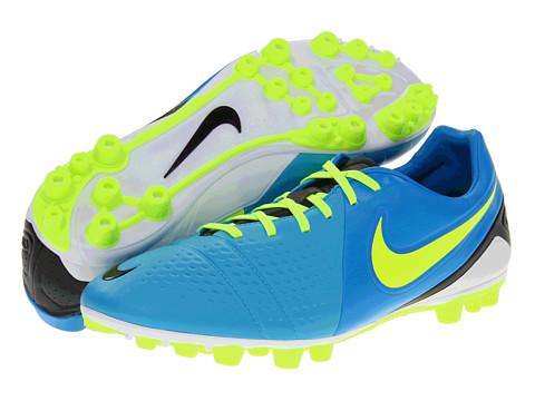 Adidasi Nike - CTR360 Trequartista III AG - Current Blue/Black/Blue Hero/Volt