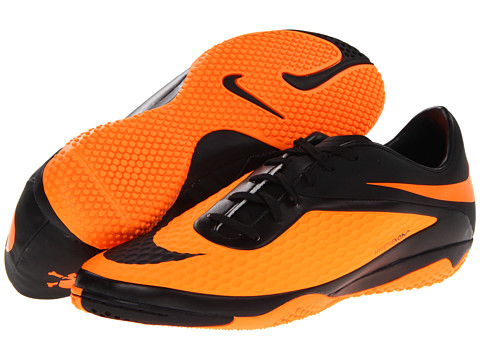 Adidasi Nike - Hypervenom Phelon IC - Black/Bright Citrus/Black