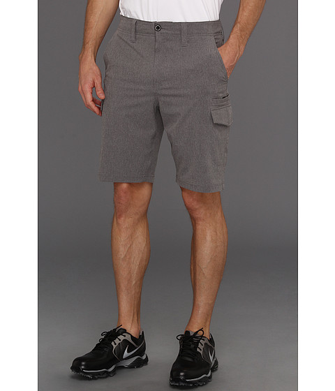 Pantaloni Nike - Hawthorne P60 Hybrid Cargo Short - Black Heather/Cool Grey