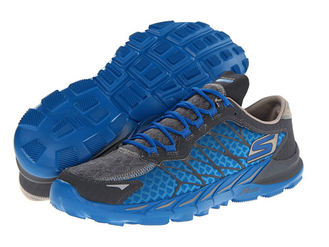 Adidasi SKECHERS - GO Bionic Trail - Charcoal Blue