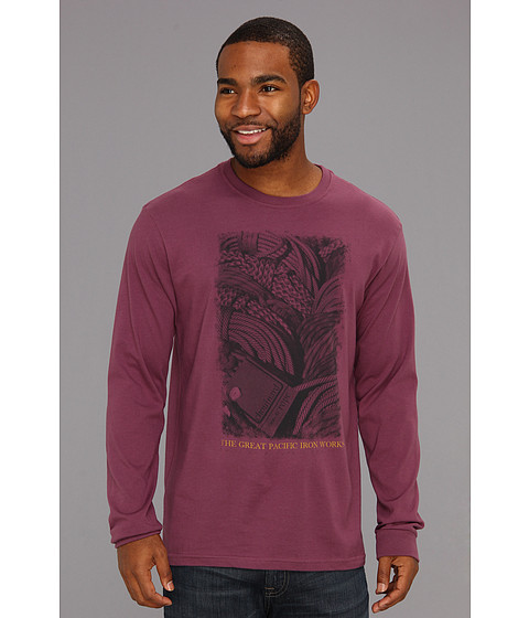 Tricouri Patagonia - L/S Show Me the Ropes T-Shirt - Light Balsamic