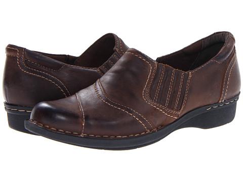 Pantofi Clarks - Whistle Role - Bark Leather