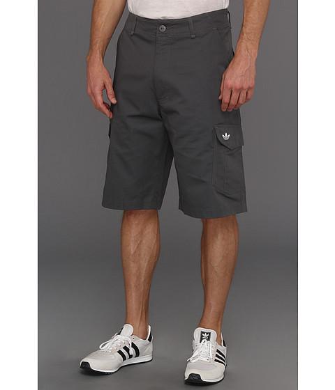 Pantaloni Adidas Originals - Workwear Cargo Short - Sharp Grey/Vivid Yellow