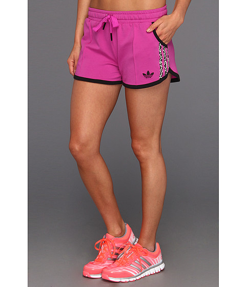 Pantaloni Adidas Originals - Summer Short - Vivid Pink/Black
