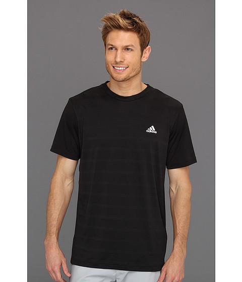 Tricouri adidas - Tennis Sequencials Crew Neck - Black/White