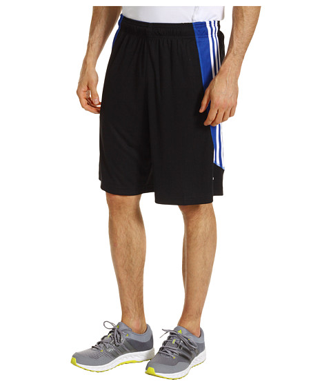 Pantaloni adidas - Clima Max 2 Short - Black/White