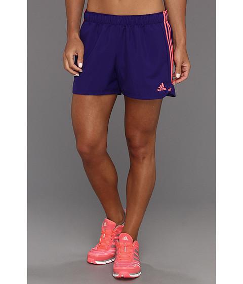 Pantaloni adidas - Speedkick Soccer Short - Collegiate Purple/Red Zest