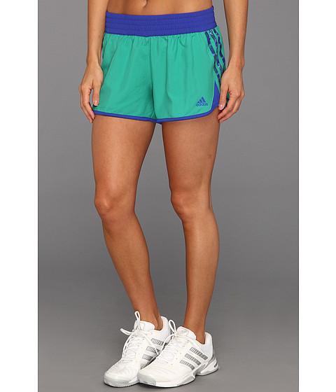 Pantaloni adidas - Twenty-Fiver Short - Blaze Green/Cobalt