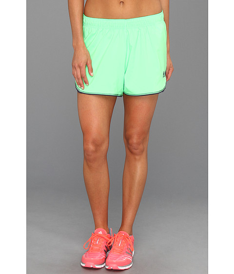 Pantaloni adidas - Varsity Training Short - Green Zest/Urban Sky