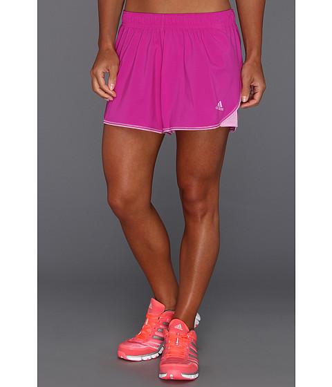 Pantaloni adidas - Varsity Training Short - Vivid Pink/Bliss Orchid