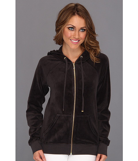 Bluze Juicy Couture - Relaxed Hoodie - Top Hat