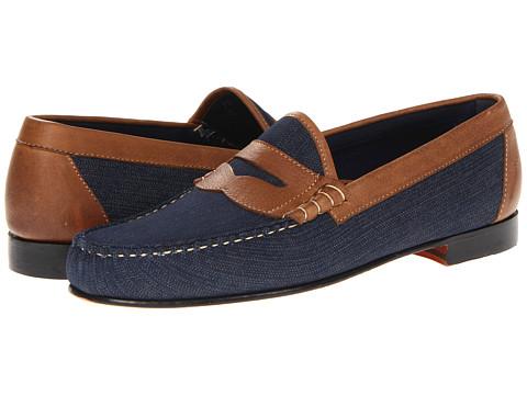 Pantofi Bass - Lawson - Denim Blue