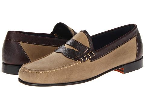 Pantofi Bass - Lawson - Tan