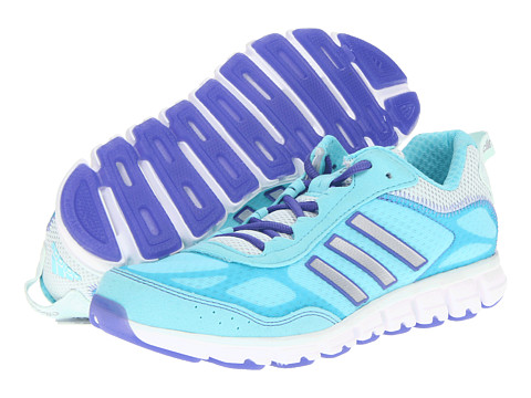 Adidasi Adidas Running - Clima Aerate 1.1 W - Blue Zest/Metallic Silver/Joy Purple