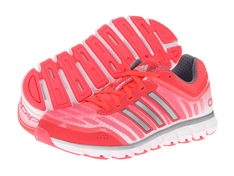 Adidasi Adidas Running - Climacoolî Aerate 2 W - Red Zest/Metallic Silver/Bliss Blue