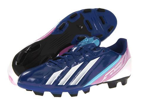 Adidasi adidas - F5 TRX FG - Dark Blue/Running White/Vivid Pink