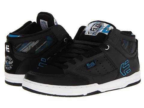 Adidasi etnies - FSAS X Twitch Cartel Mid - Black/Dark Grey