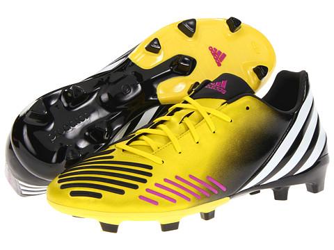 Adidasi adidas - Predator Absolion LZ TRX FG - Vivid Yellow/Black/White/Vivid Pink
