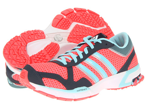 Adidasi Adidas Running - Marathon 10 W - USA - Red Zest/ Blue Zest/Running White