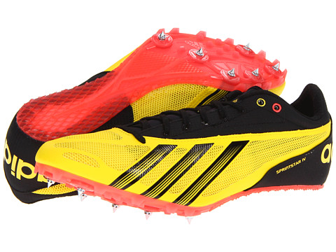 Adidasi Adidas Running - Sprint Star 4 - Vivid Yellow/Black/Pop