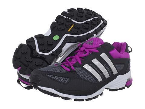 Adidasi Adidas Running - Supernova Riot - Dark Onyx/Metallic Silver/Vivid Pink