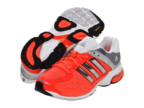 Adidasi Adidas Running - Supernovaâ⢠Sequence 5 W - Infrared/Zero Metallic/Tech Grey