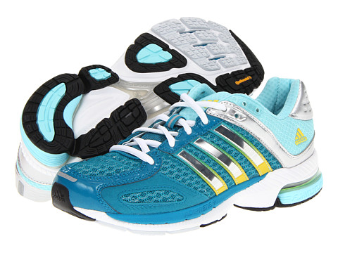 Adidasi Adidas Running - Supernovaâ⢠Sequence 5 W - Vivid Teal/Metallic Silver/Blue Zest