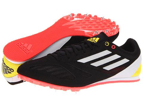 Adidasi Adidas Running - Techstar Allround 3 - Black/Metallic Silver/Pop/Vivid Yellow