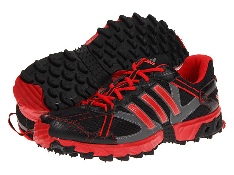 Adidasi Adidas Running - Thrasher 2 TR - Black/Vivid Red/Pop