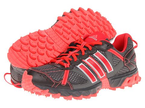 Adidasi Adidas Running - Thrasher 2 TR W - Dark Cinder/Metallic Silver/Joy