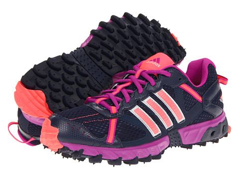 Adidasi Adidas Running - Thrasher 2 TR W - Urban Sky/Metallic Silver/Vivid Pink