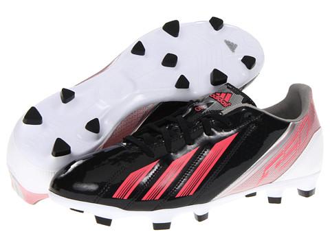 Adidasi adidas - F10 TRX FG W - Black/Red Zest/Metallic Silver