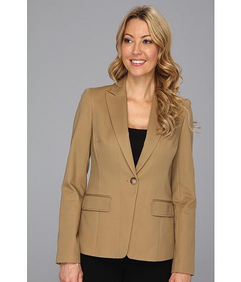 Jachete Anne Klein New York - 1-Button Jacket - Vicuna