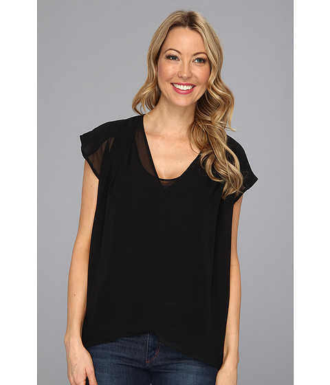 Bluze Kenneth Cole - Jules Top - Black